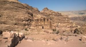 The Monastery, vedere din varful muntelui